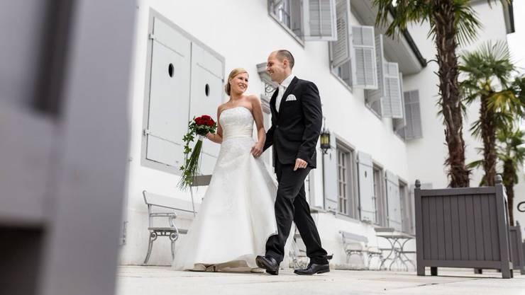 Hochzeit von Jasmine&Samuel