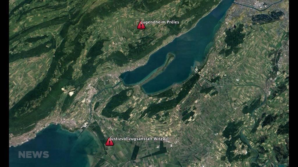 Neues Kantonsgefängnis könnte in Prêles oder Witzwil gebaut werden