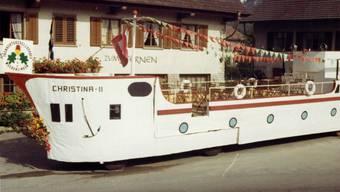 Von 1969 bis heute: Fasnachtsumzug in Würenlingen
