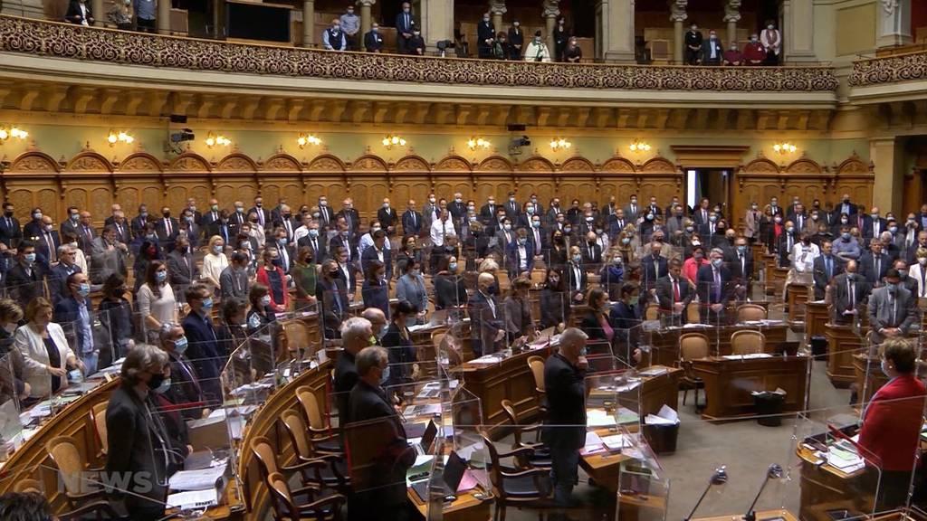 Gespaltenes Parlament: Bundesrat will das Heft wieder in die Hand nehmen