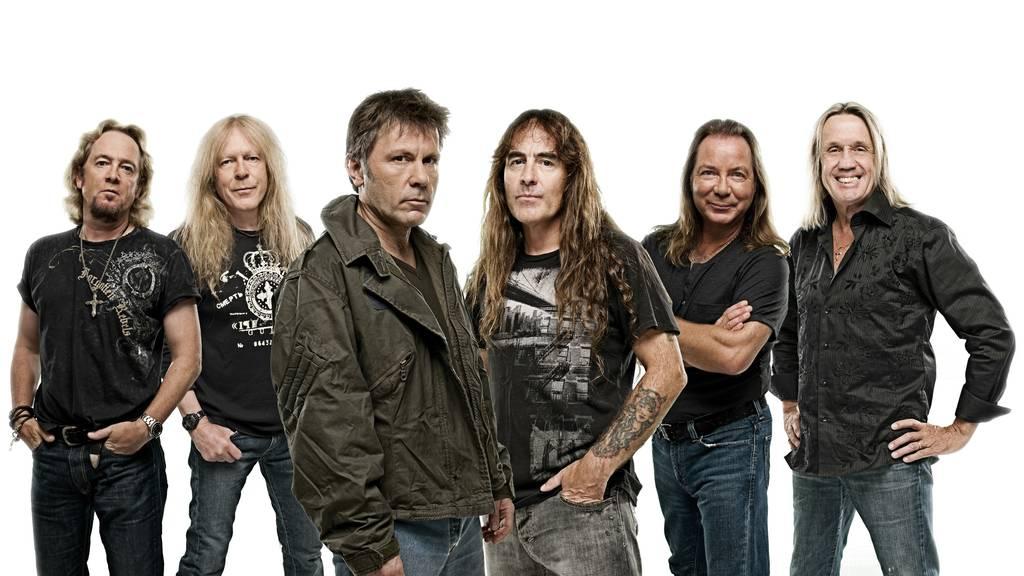 Iron Maiden - Das Biest kommt zurück in die Schweiz!