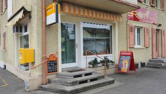 Neben Backwaren auch Briefe und Pakete abgeben geht bald nicht mehr: Die Bäckerei «Zum Brothüsli» schliesst am 24. Dezember ihre Türen.