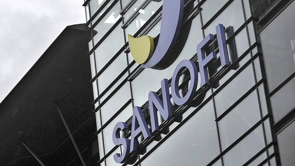 Der französische Pharmakonzern Sanofi kauft in den USA zu. (Archivbild)