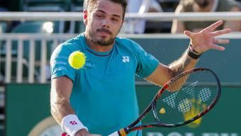 Stan Wawrinka dürfte beim ATP-Trunier von Monte Carlo schon früh geprüft werden