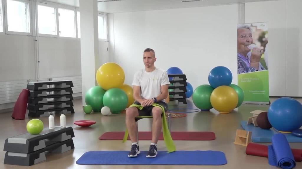 «Gymnastik im Wohnzimmer» vom 2. Juni 2021