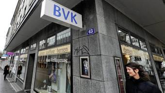 Erste Ergebnisse in der BVK-Korruptionsaffäre
