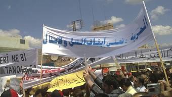 Heftige Proteste in Kamitschli nach den Freitagsgebeten