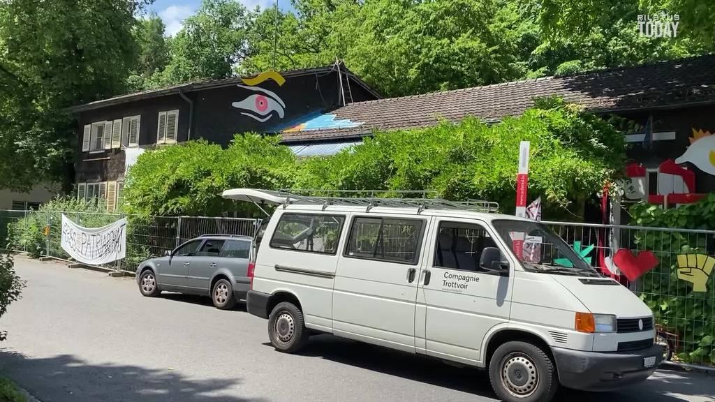 «Familie Eichwäldli» gibt auf – Abbrucharbeiten starten bald