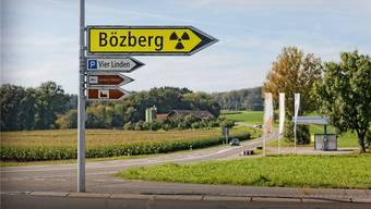 Das Gebiet Jura Ost rund um den Bözberg ist ein möglicher Standort für ein Atommüll-Tiefenlager. In der Regionalkonferenz reden auch Deutsche mit.