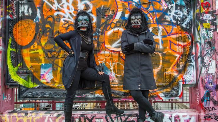 «If you keep women out, you make them angry» – wer Frauen draussen hält, macht sie wütend. So die anonyme US-amerikanische Künstlerinnengruppe Guerilla Girls, die sich gegen Diskriminierung im Kunstbetrieb einsetzt.