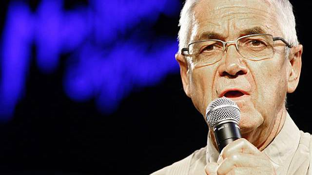 Gründer des Montreux Jass Festivals Claude Nobs (Archiv)