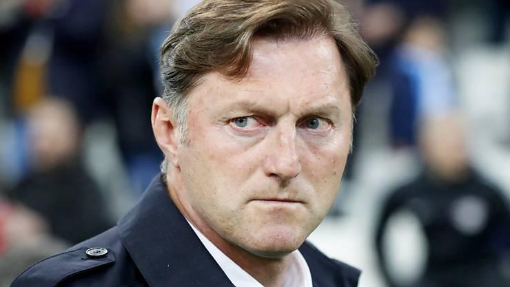 Erster österreichischer Trainer in der englischen Premier League: Ralph Hasenhüttl