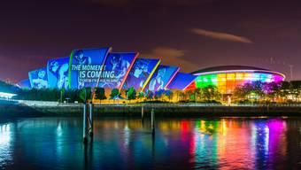Glasgow macht seinem Ruf als farbenfrohe Sportstadt mit der Austragung der ersten European Championships alle Ehre.