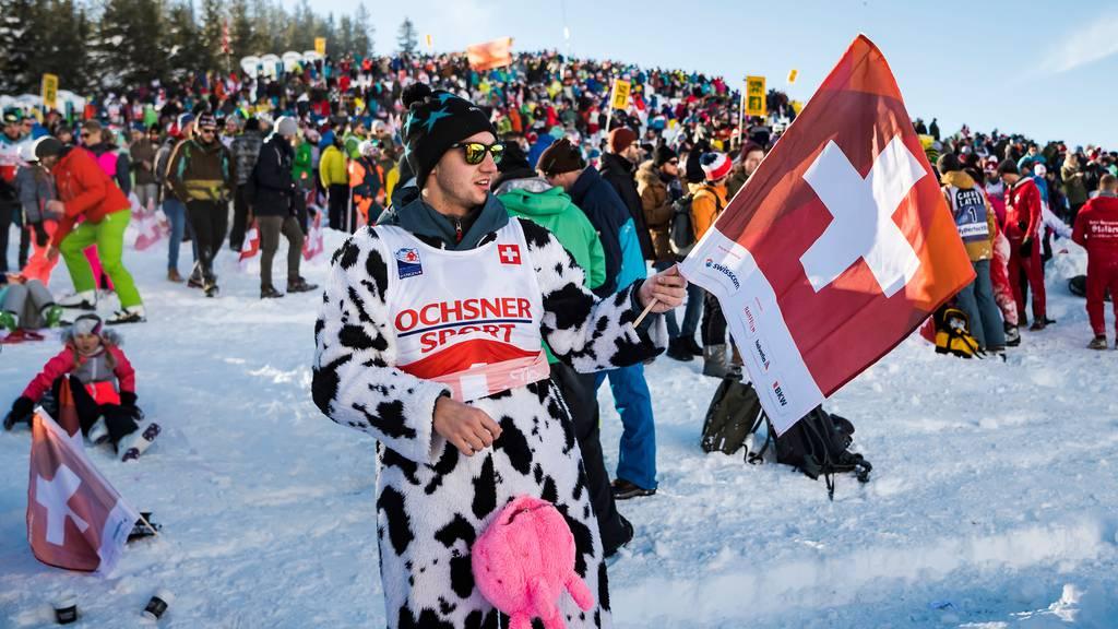 Rennen mit Zuschauern: Lauberhorn will beim Kanton Bern Spezialbewilligung beantragen