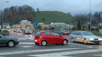 Bau statt Stau beim A1-Zubringer Lenzburg. Jetzt nimmt das Projekt Fahrt auf.