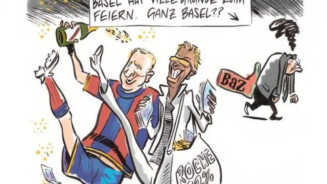 Karikatur: Nicolas Bischof