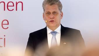 Ex-Swiss-Chef Harry Hohmeister verlässt den Verwaltungsrat der Schweizer Airline, weil er sich beim Mutterkonzern Lufthansa um die Coronakrise kümmern muss. (Archiv)