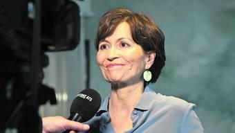 Ihre Kandidatur legitimierte Regula Rytz ohne Rücksprache mit dem gemeinsamen Wähleranteil der Grünen und der Grünliberalen ‑ zum Ärger der GLP.