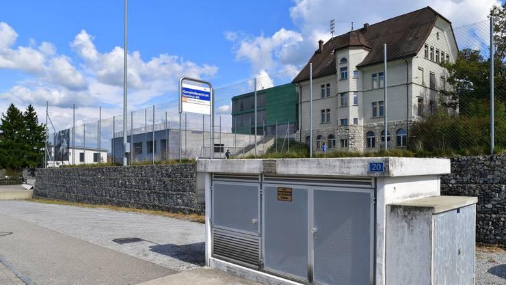 Schulhaus Starrkirch-Wil.