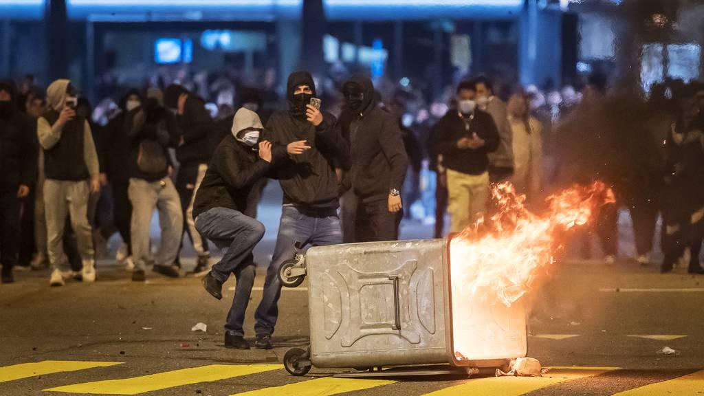 Polizeieinsätze an Osterwochenende kosten halbe Million Franken
