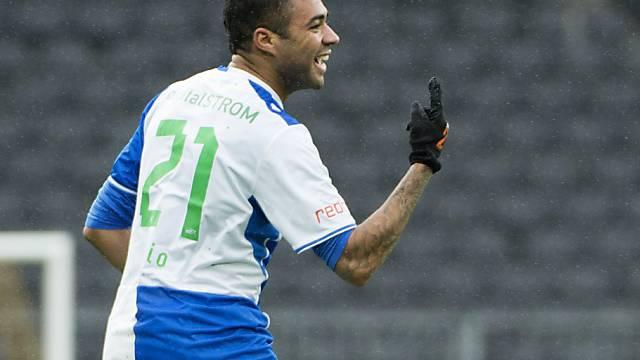 Caio fehlt GC in der Champions-League-Qualifikation gegen Lille