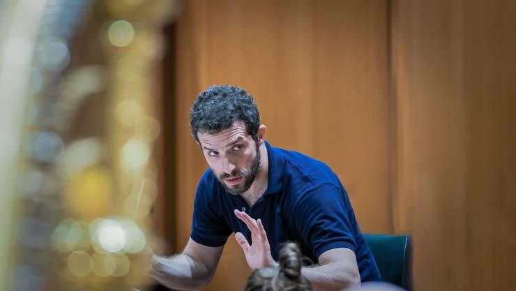 Wer Objektivität sucht, ist in seinen Konzerten falsch: Omer Meir Wellber ist expressiv aus Überzeugung.