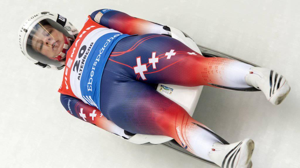 Martina Kocher erreicht zum Weltcup-Auftakt den 7. Rang