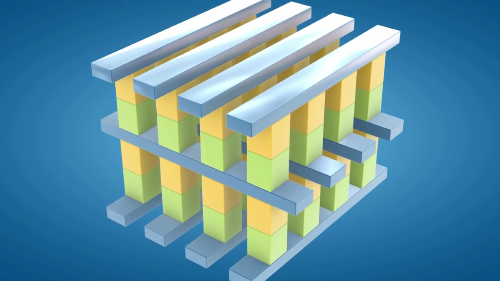 Vernetzt: 3D XPoint - der 1000 Mal schnellere Speicher von Intel und Micron