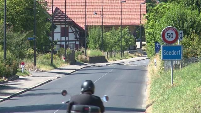 Radikale Massnahme in der Gemeinde Seedorf