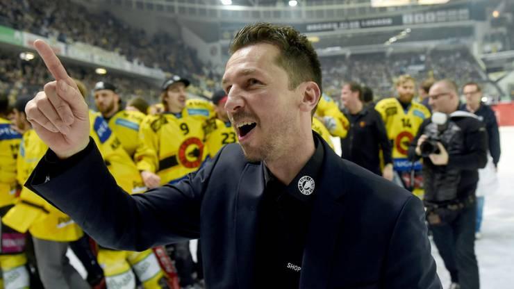 Lars Leuenberger musste mit dem Meistertitel im Gepäck gehen. Bis heute hat er keinen neuen Job als Coach gefunden.