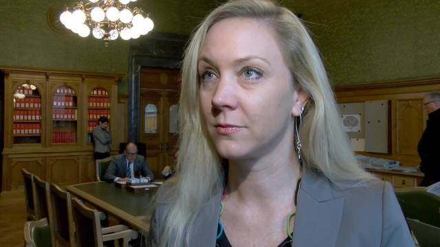 Zweitwohnungsinitiative: Initiantin Vera Weber ist mit dem Kompromiss zufrieden – Interview vom 4. März 2015.