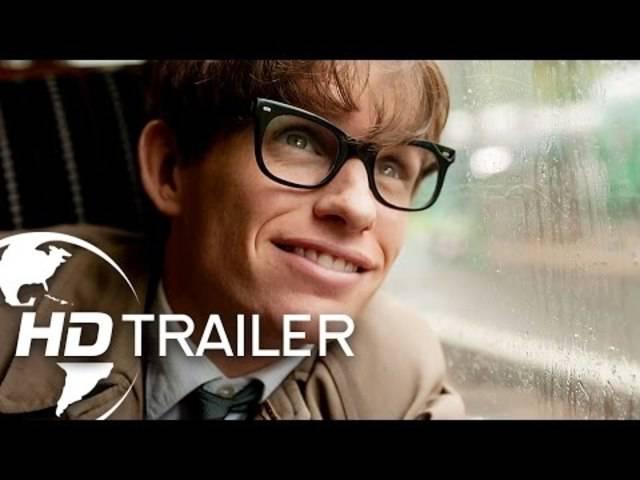 «Die Entdeckung der Unendlichkeit» – Trailer