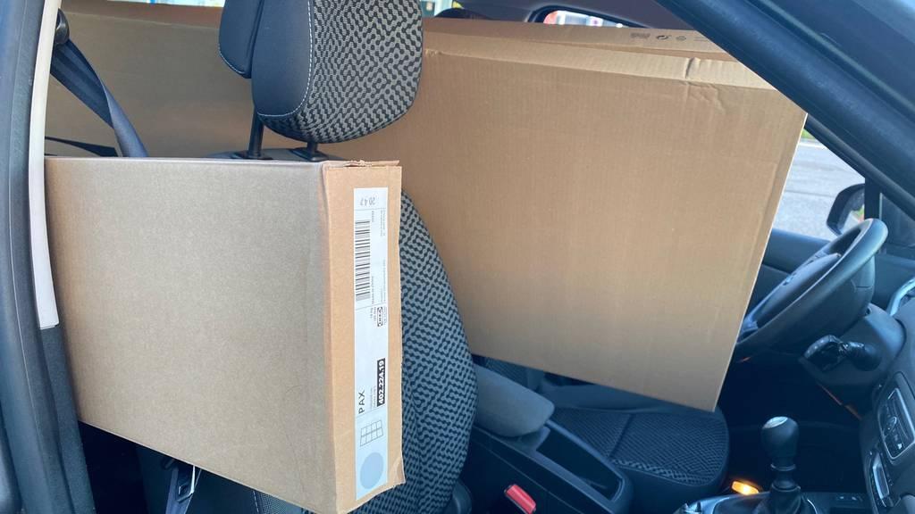 Ikea-Besuch mit Folgen: So war ein Mann in St.Gallen unterwegs