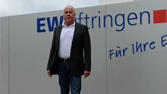 Wollte das Geothermie-Kraftwerk mit Erdwärmespeicher bis 2020 realisieren: Peter Woodtli, Erdwärme Oftringen AG. lbr/archiv
