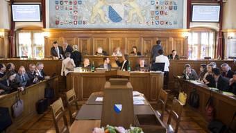 Der Zürcher Kantonsrat hat am Montag ein dringliches Postulat abgeschrieben. (Bild: Kantonsrat Zürich)