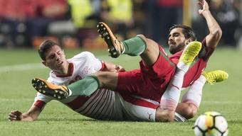 De Schweizer Nati verpasst die direkte WM-Qualifikation und muss somit in die Playoffs.