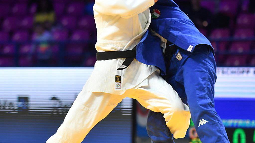 Evelyne Tschopp (links) will nach zwei EM-Medaillen auch an Weltmeisterschaften bei der Vergabe um Edelmetall mitreden