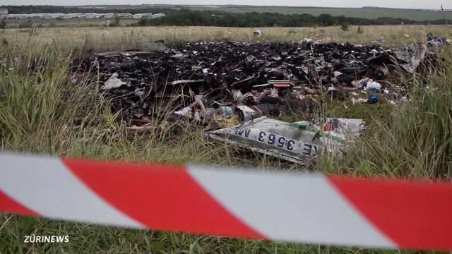 Russische Rakete Schuld an MH17-Absturz