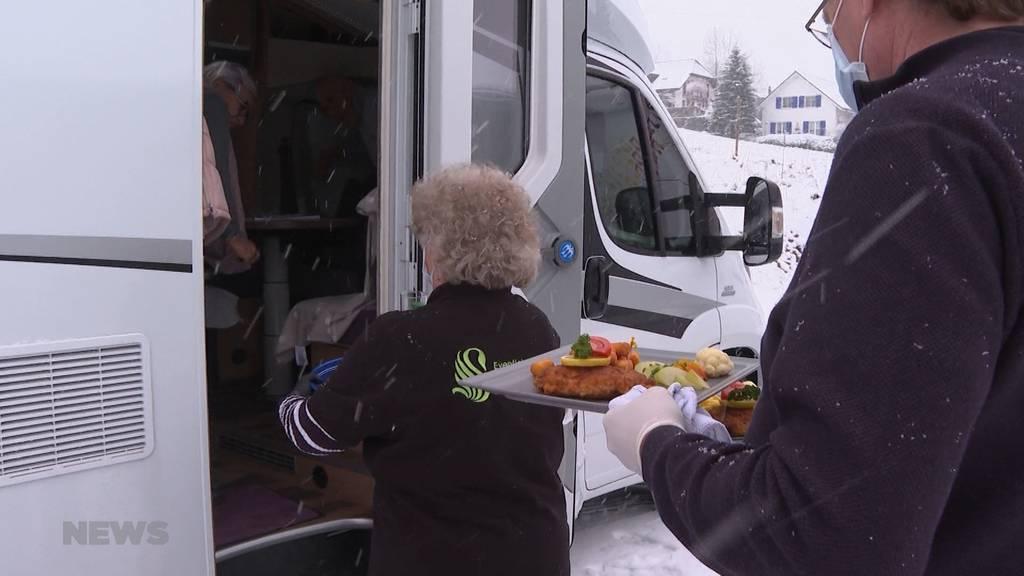 Innovative Win-Win-Idee: Camper helfen der Gastrobranche
