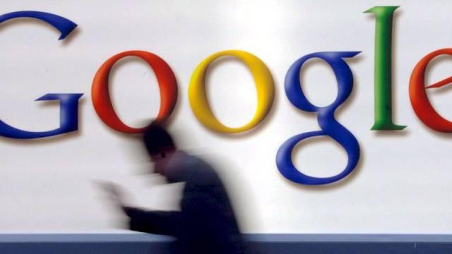 Google-Firmenlogo