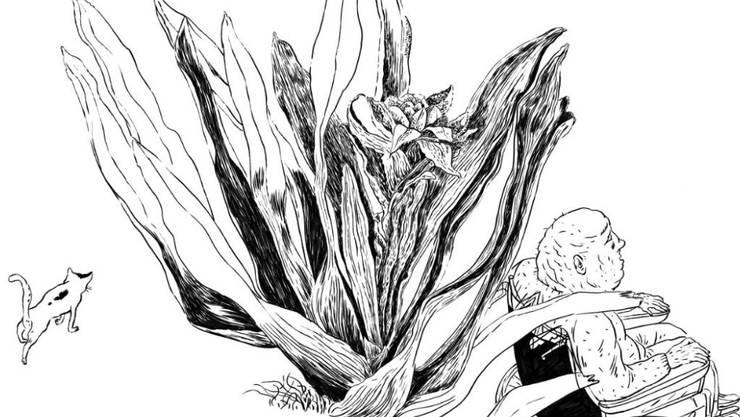 """Lika Nüsslis """"Vergiss dich nicht"""" gehört zu den neu erschienenen Graphic Novels in der Schweiz."""