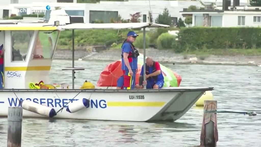 SLRG Luzern braucht ein neues Rettungsboot