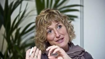 Gesundheitsdirektorin Susanne Hochuli (Archiv)