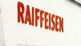 Raiffeisenbank Solothurn an der Kronengasse. om