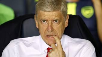 Zollt vor dem Duell mit dem FCB dem Schweizer Gegner Respekt: Arsenals Trainer Arsène Wenger