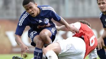 FC Solothurn gegen Luzern II