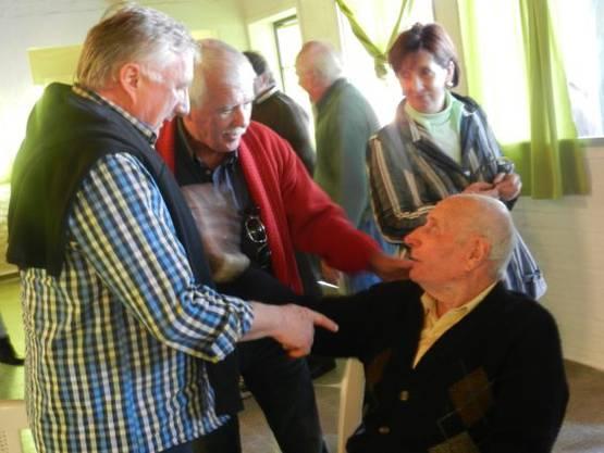 Der letzte noch lebende Enkel von Urs Josef Ingold heisst Ricardo Mariotta Ingold und ist über 90 Jahre alt