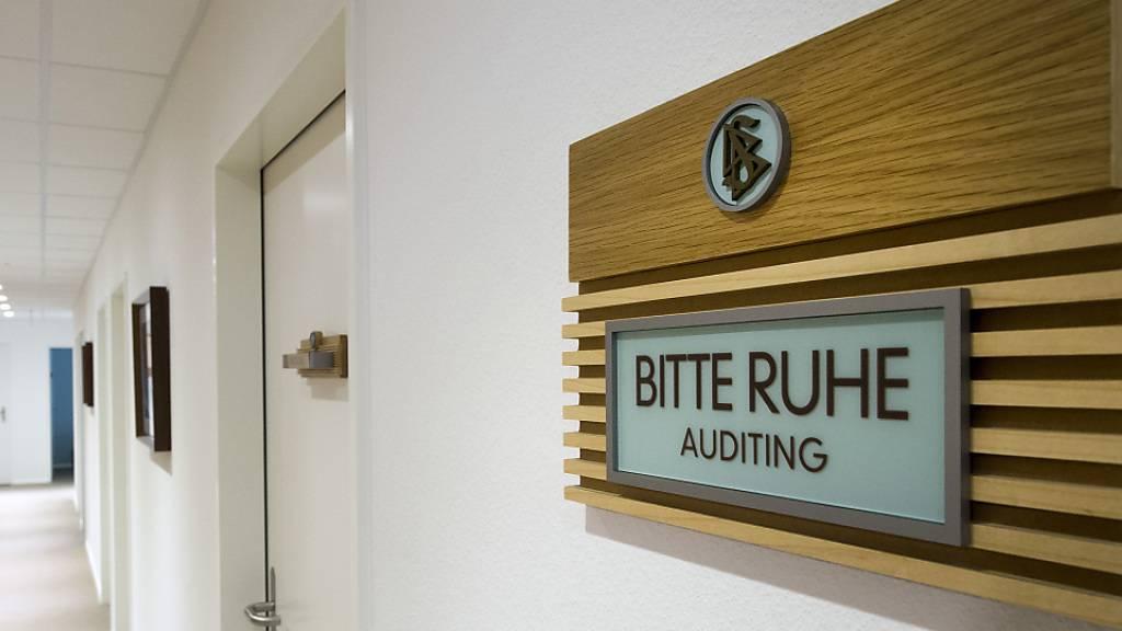 Sorgt für vier Prozent der Anfragen bei Infosekta: Scientology, hier das Beratungszentrum in Basel. (Archivbild)