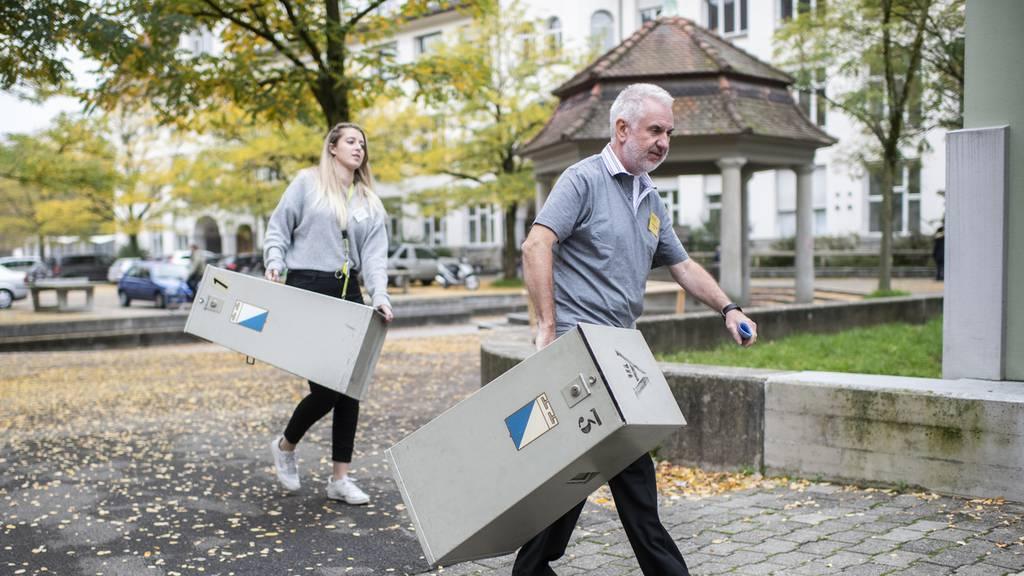Der Kanton Zürich hat gewählt