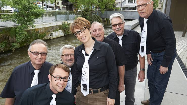 Bruno Frangi, Programm; Fredy Weber, Support; Claudia Frangi, Moderation; Hansjürg Moser, Bandbetreuung; Willy Schnetzer, Dekoration; Daniel Kurt, Werbung; Hans Zobrist, Finanzen.